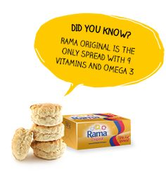 Rama Creamy Scones – Rama Website