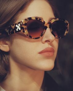 576a5f02228d Off-White™ 2018 Eyewear Capsule White Sunglasses
