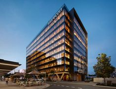 In pictures: Lendlease's CLT building opens in Brisbane Brisbane Australia, Brisbane News, Wooden Architecture, Timber Beams, Energy Efficient Lighting, Rainwater Harvesting, Fire Safety, New Green, Building Materials