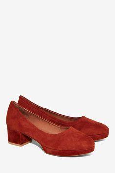 Jeffrey Campbell Bethan Suede Heel - Shoes   Heels