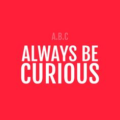 Happy Monday, everyone. Always remind yourself that curiosity keeps leading us down new path. #NoFear #DreamBIG #MotivatingMonday #quote #qotd #inspiration