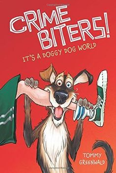 Following on My Dog Is Better than Your Dog (2015), this second in the CrimeBiters! series finds crime-fighting vampire dog Abby going to obedience school.