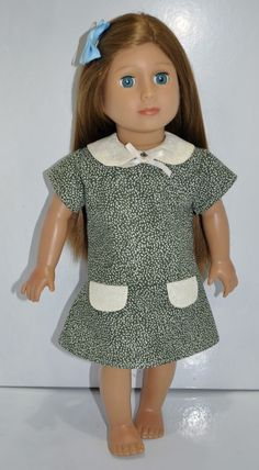 18 Inch Dolls Clothes American Girl Our Generation Journey Girl $16.00 from Sew Nice Dolls Clothes and Accessories