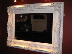 Large White Wall Mirror large bathroom wall mirrors uk | tv contemporary wall mirrors art