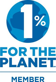 We're proud to be members of 1% for the Planet - supporting local environmental causes through a portion of our profits. Learn more at: http://onepercentfortheplanet.org/en/
