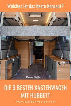 Mercedes Benz Vans, Mercedes Sprinter Camper, Bus Camper, Benz Sprinter, Rv Campers, Motor Car, Auto Motor, Van Living, Caravans