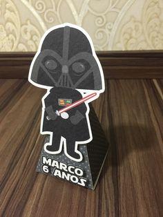 Mini Caixa Cone Star Wars