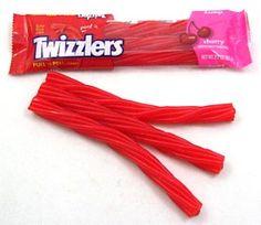 Cherry Twizzler's Pull n Peel