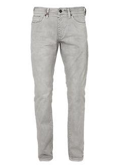Stick Slim: Helle Stretch-Jeans von s.Oliver
