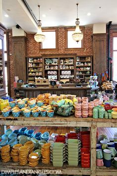 Dimples and Tangles: A TOUR OF THE PIONEER WOMAN MERCANTILE