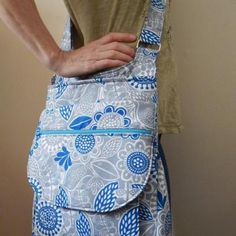 Pandora Hipster: Cross-Body Bag - PDF Sewing Pattern – Sew & Sell!