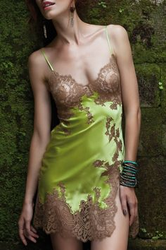 I just love Marjolaine lingerie. Uber expensive but absolutely beautiful. This Jardin slip is a mere 218 Eur at Dessus, Dessous  and probably worth it.  http://www.dessus-dessous.fr/images/large/1350979938p23029_c2572_1-front.jpg