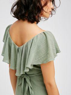 Bali Dreamin' Mini Dress | Free People