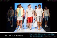 KRALOVA Design: Innovación para hombres sin complejos - Revista EGF and the City