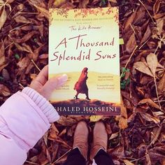 A Thousand Splendid Suns by Khaled Hosseini | 21 Books That Could Make The World A Better Place