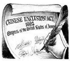 18 Chinese Exclusion Act Ideas Chinese Chinese American Society Problems