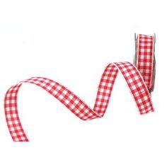 Red & White Gingham Ribbon | Shop Hobby Lobby