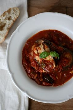 Lazy sunday: melanzane alla parmigiana | Yellow lemon tree