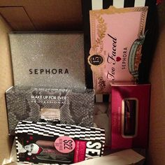 Mama's Post-Christmas @Sephora Sale Haul @Too Faced Cosmetics @MakeUpForeverUS @Hourglass Cosmetics via @Polarbelle @polarbelle123 #eyeshadow #lips #lipstick #lipgloss #blush #bronzer #bbcoalition