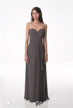 Bill Levkoff Bridesmaid Dress 978