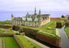 Hamlet's Castle Denmark
