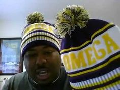 Omega Psi Phi Beanies (Subject 2 Change Product Review)