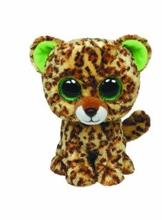BESTSELLER! Ty Beanie Boos Speckles Plush - Leopard $3.78