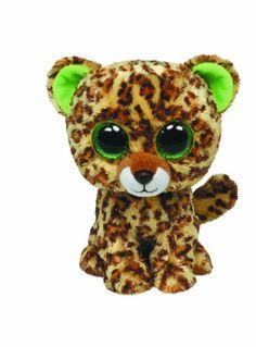 BESTSELLER! Ty Beanie Boos Speckles Plush - Leopard $3.78