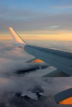 Sunrise Over Norway by Annurgaia City Aesthetic, Travel Aesthetic, Aesthetic Fashion, Travel Pictures, Travel Photos, Airplane Window View, Airplane Wallpaper, Airplane Photography, Aesthetic Backgrounds