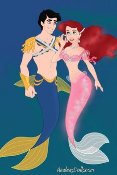 ariel and eric - Google Search