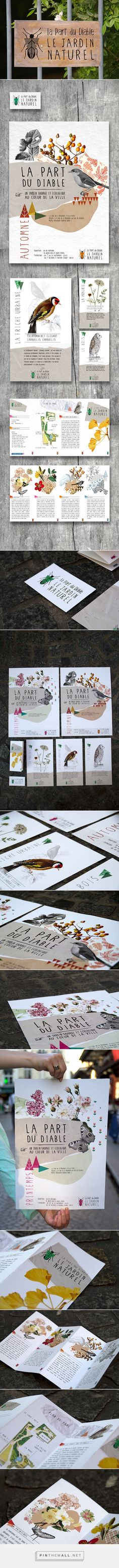 Natural Garden, Paris on Behance | Fivestar Branding – Design and Branding Agency & Inspiration Gallery