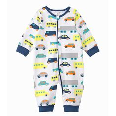 The always adorable Bo Boo pattern is back in a new colorway on the Marimekko Mainio Coverall - $40