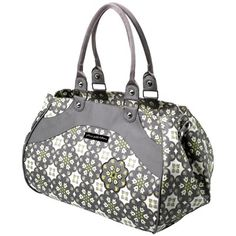 Petunia Pickle Bottom Wistful Weekender Misted Marseille bag, LOVE #pinsavvy Pin6