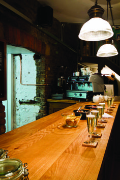 Hobbs treats its clients to the French cafe experience