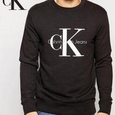 CALVIN KLEIN Langarm-T-Shirts, Polos und Sweatshirts für Männer