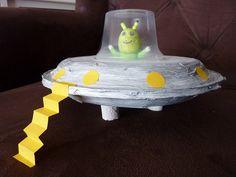 ufo van bordjes