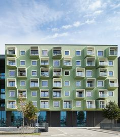 Out of the Box: Denmark's Senior Housing Complex - Ørestad, Danmark