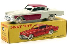 "Dinky was a British toy manufacturer that was popular in the 1960s and 70s, and the term ""dinky car"" became synonymous with toy cars in Canada around that time.  This is another example of a proprietary eponym, where a brand name becomes a generic term for a category of products. Dinky eventually faced mounting pressure from competitors, ceased production in 1979 and was ultimately acquired by Mattel."