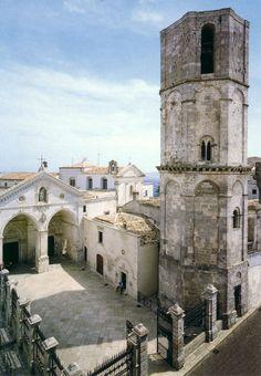 Foggia Santuario di San Michele Arcangelo
