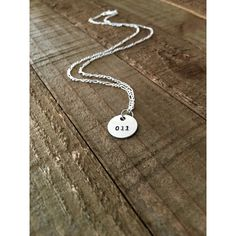Necklace-Stranger Things necklace- Eleven necklace-11... ($15) ❤ liked on Polyvore featuring jewelry, necklaces, initial pendant necklaces, pendant chain necklace, initial pendant, pendant necklace and letter necklace