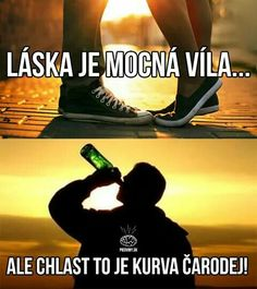 To je teprve carodej! Good Jokes, Funny Jokes, Good Mood, Best Memes, Good To Know, I Laughed, Haha, Comedy, Funny Pictures