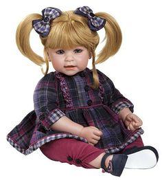 Boneca Adora Doll Mad About Plaid