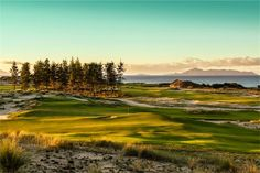 Tara Iti Golf Club in Neuseeland