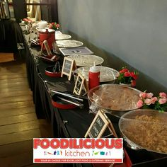 CATERING FOR FAREWELL PARTY #foodiliciouskitchen #catering #buffet #western #fusion #dinner #ruangshahalam #pj #kl #damansara #subang #shahalam #klang 📱Whatsapp 012.7166300 📱Whatsapp 012.7166300 📱Whatsapp 012.7166300  Foodilicious Kitchen Your #1 Choice 😍😍 🐔 Roasted Chicken 🐑 7 Spices Lamb Chop 🍽 Catering Service 🍱 Corporate LunchBox Delivery 🍱 DinnerBox Delivery 🍽🐑🍚🍝🍛🍖🍗🍡🍲🍰☕🍵 🍔 Western 🍛 Local 🌮 Fusion 👍 No Msg 💯 Natural Ingredients 👍 Healthy Food 💯 High…