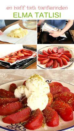 Fırında Elma Tatlısı Nasıl Yapılır? Çok hafif ve lezzetli