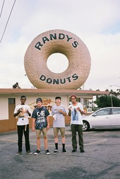 Tshirts and donuts