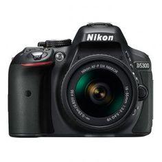 Aparat Foto Nikon DSLR D5300, Negru   Electronice Pe Net