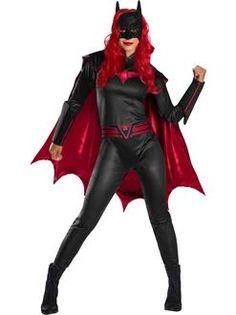 Women's Batwoman Costume - SpicyLegs.com