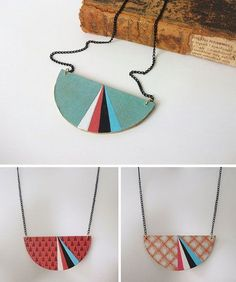 Geometric Wow series: Jewelry | Imaginative Bloom