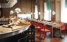 Matbaren, restaurante de Mathias Dahlgren